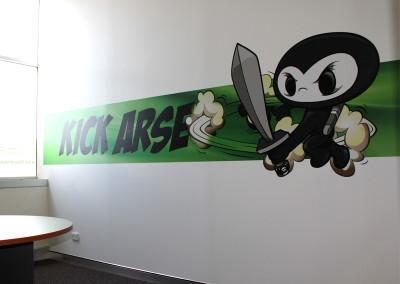 Kick Arse Graphics