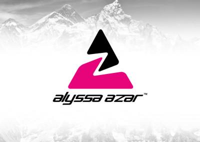 Alyssa Azar Logo