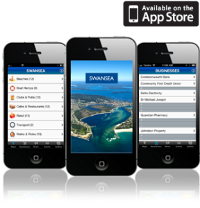 Swansea iPhone App
