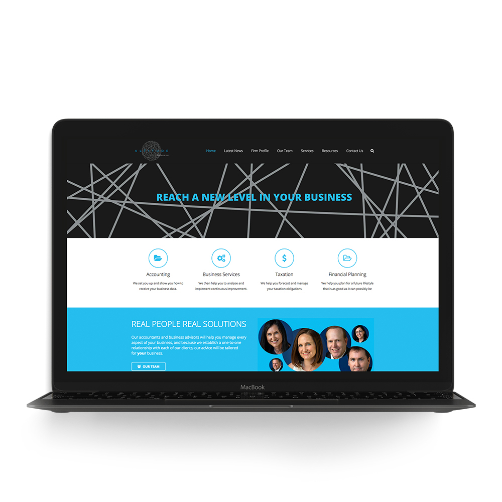 Altitude Business Group Website