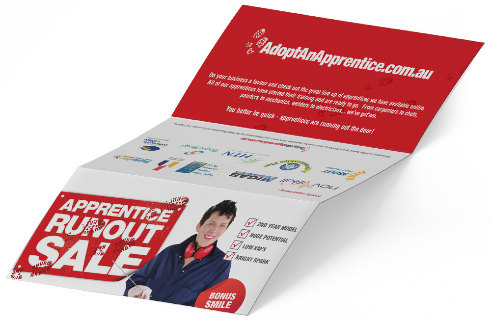 Adopt an Apprentice Campaign