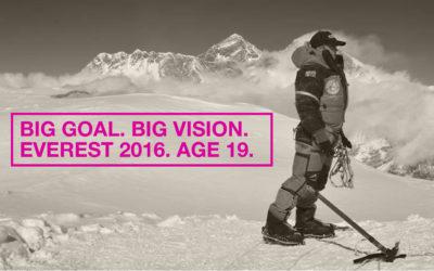 Alyssa Azar has successfully summit Mt Everest!