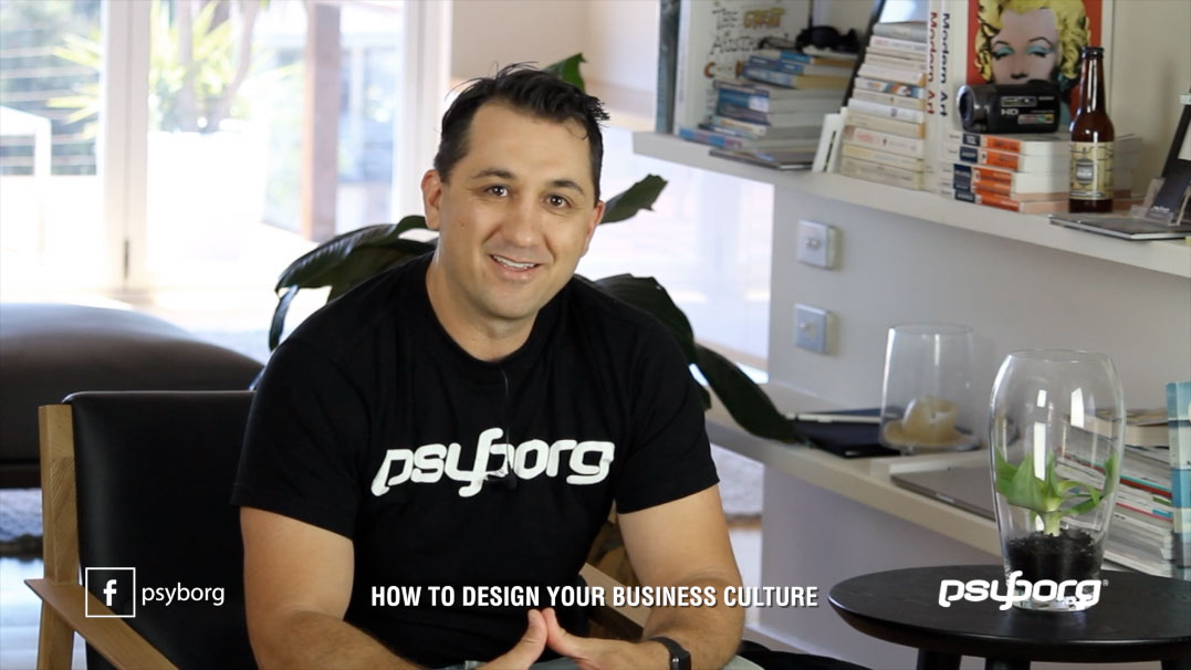 How to design your business culture