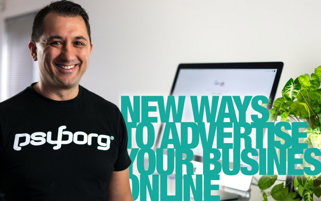 Two new ways to advertise your business online