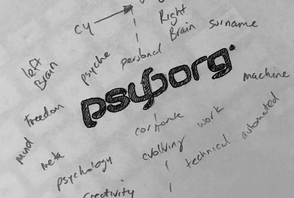 What's in a name? The story behind the psyborg® name.