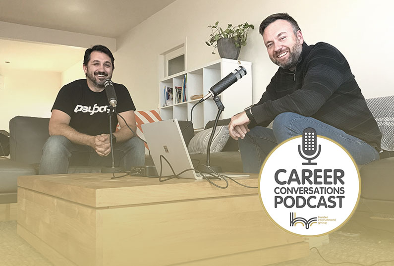 Interview with Craig McGregor from Career Conversations Podcast