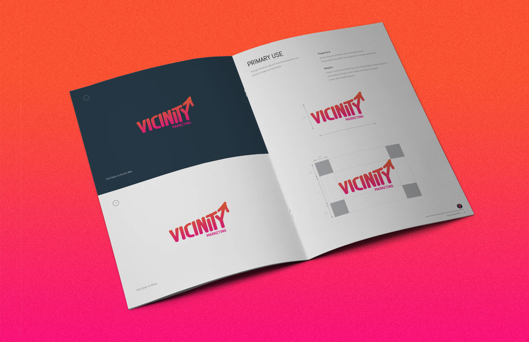Vicinity Marketing Style Guide