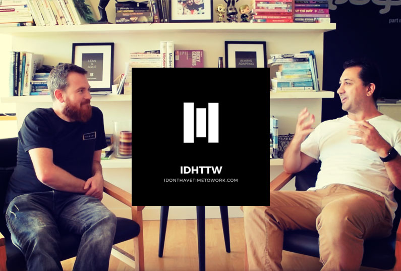 Interview with Troy and Luke from the IDHTTW Podcast