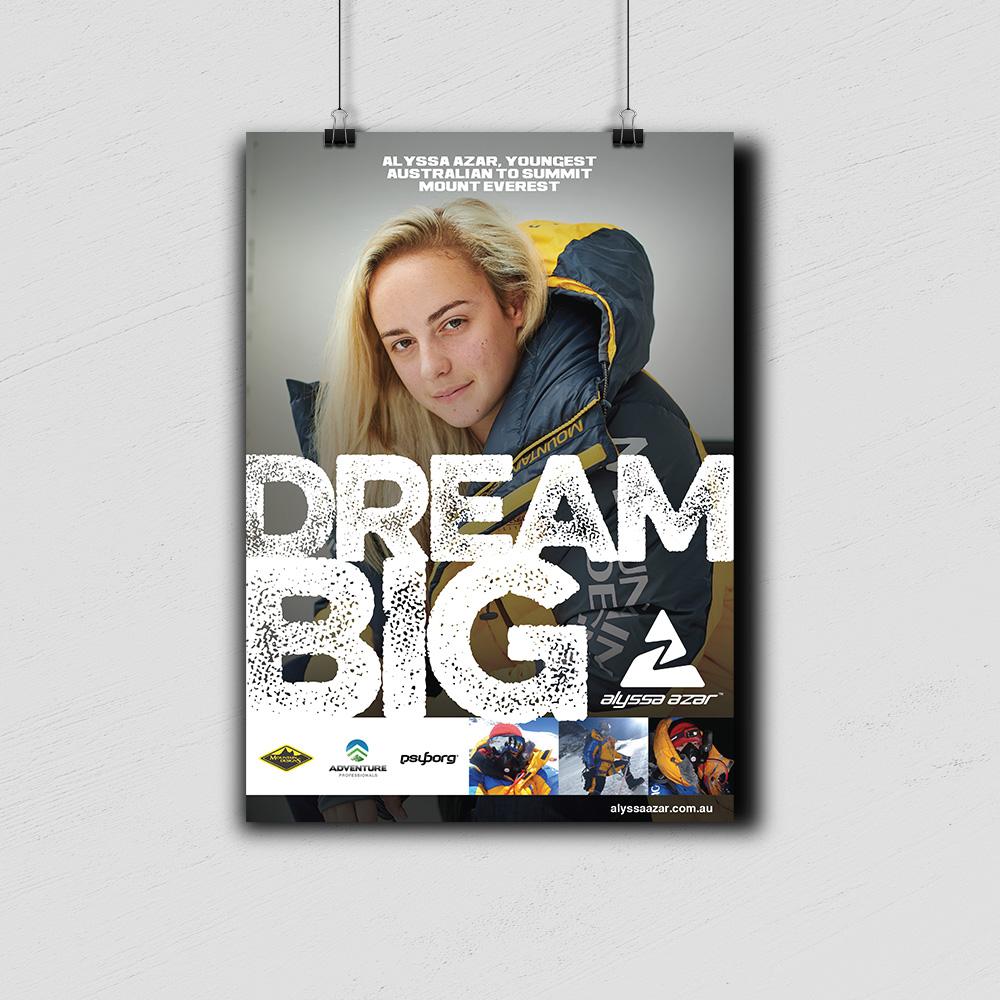 Alyssa Azar Poster