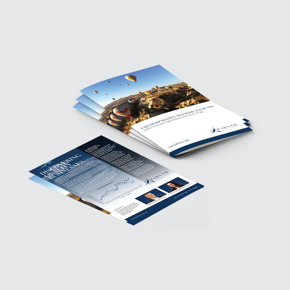 Farnam Brochures