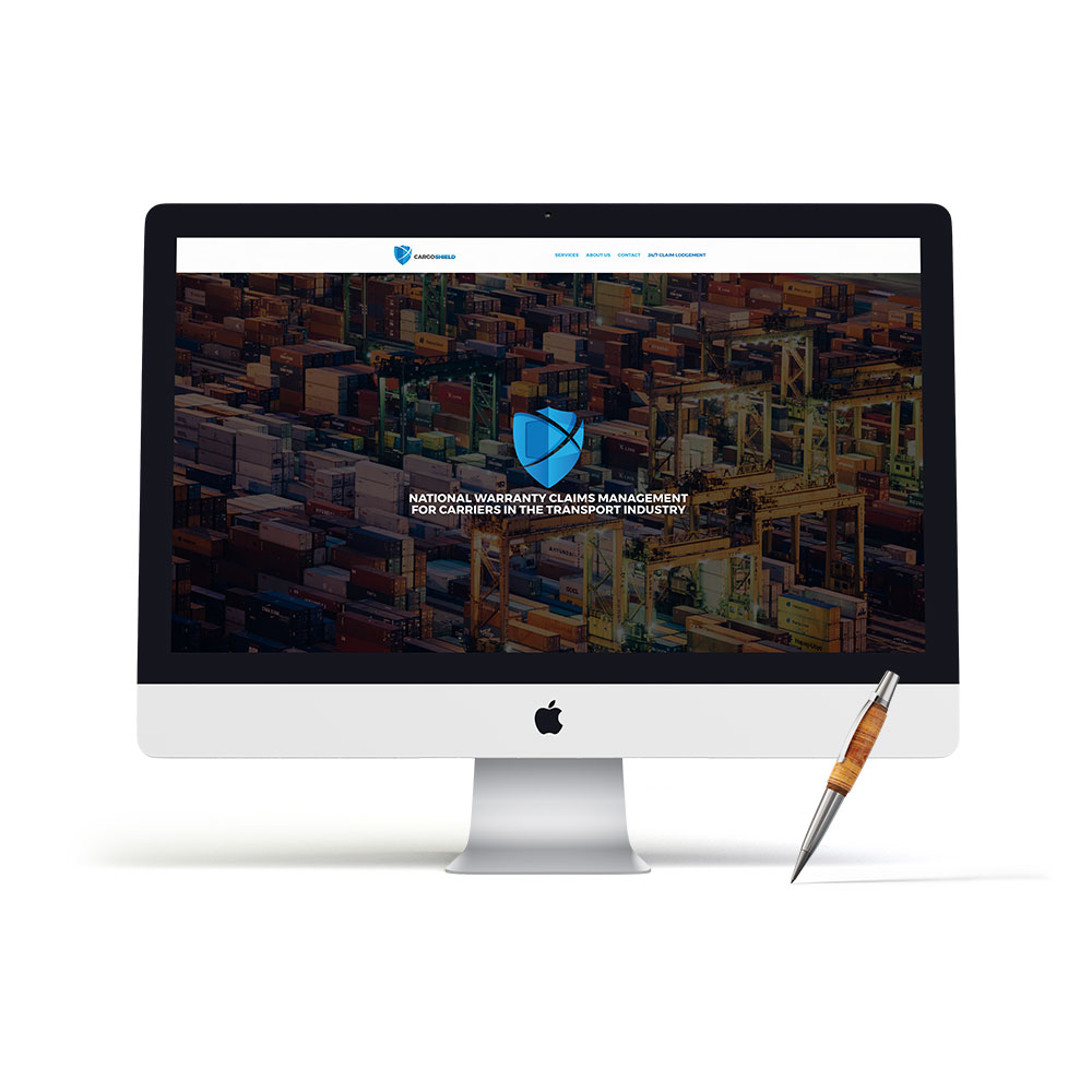 CargoShield Website