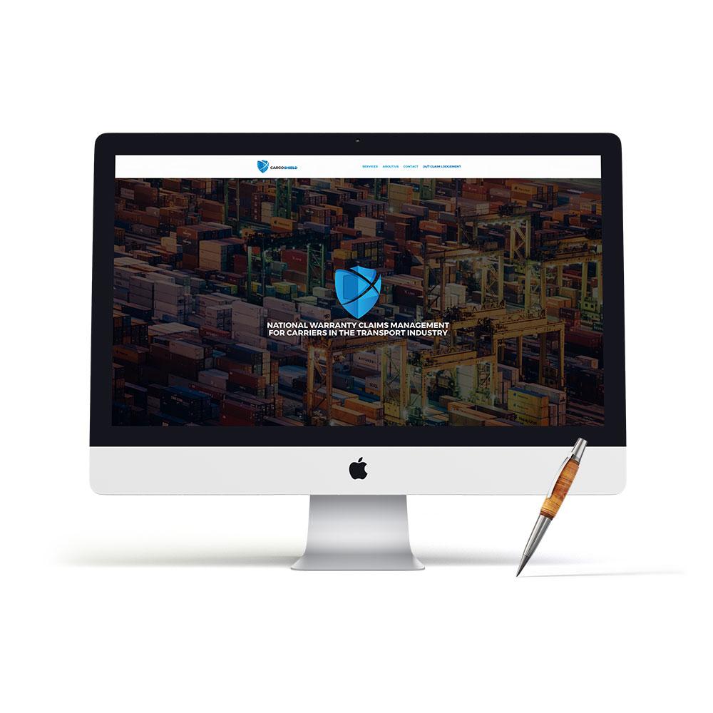 CargoShield Website