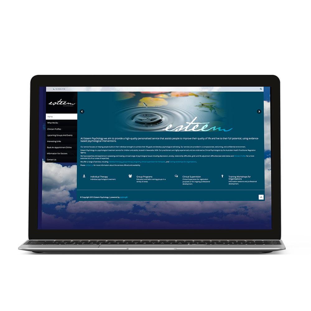 Esteem Psychology Website