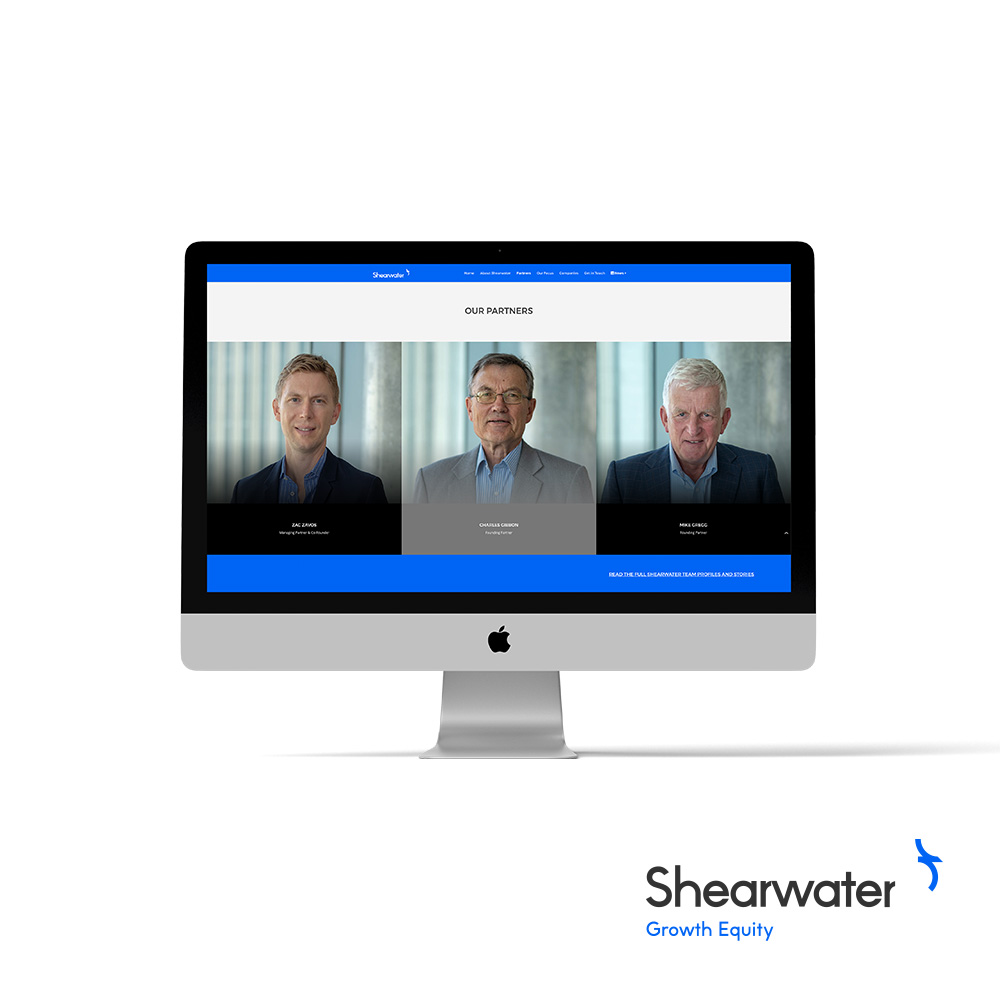 Shearwater Website