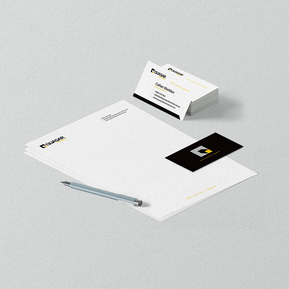 Quasar Stationery