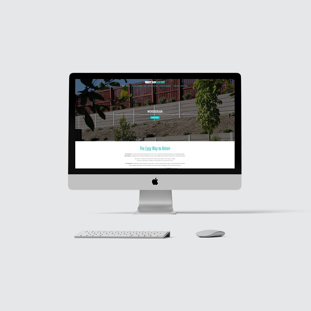 Retain Ease Website