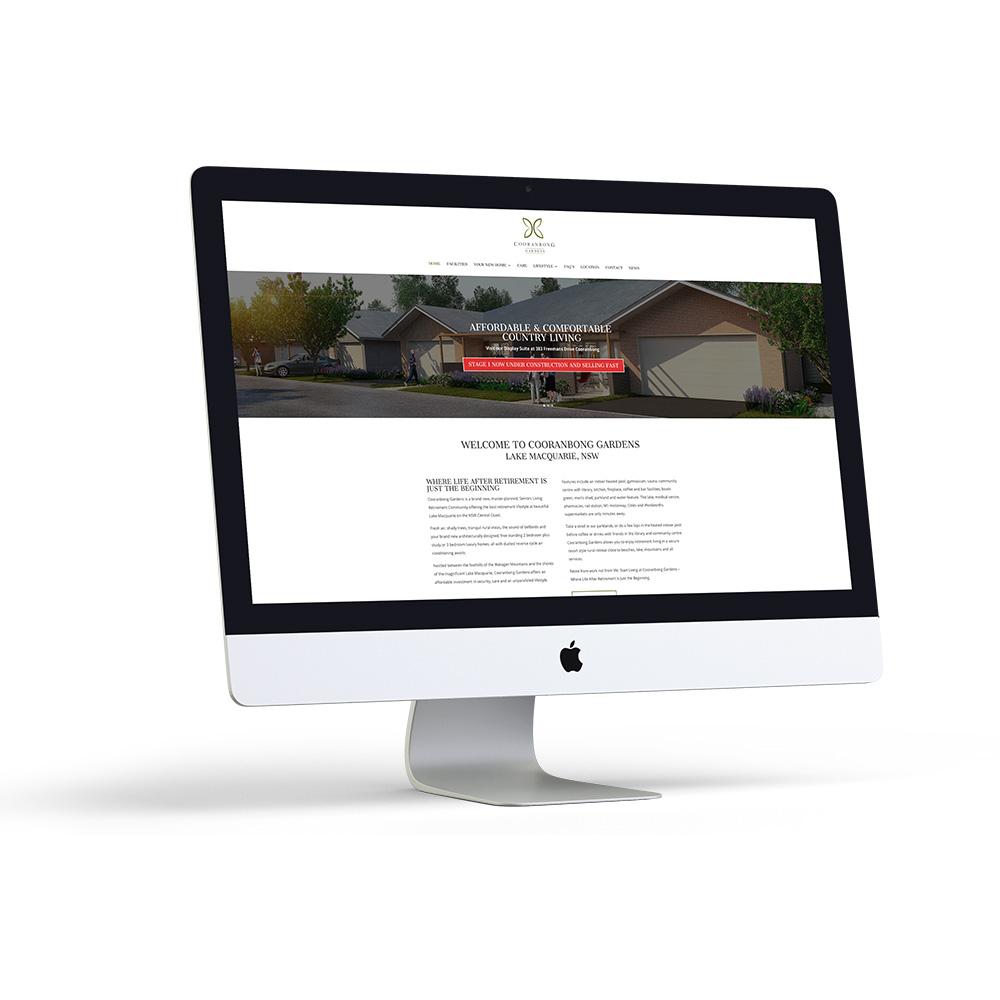 Cooranbong Gardens Website
