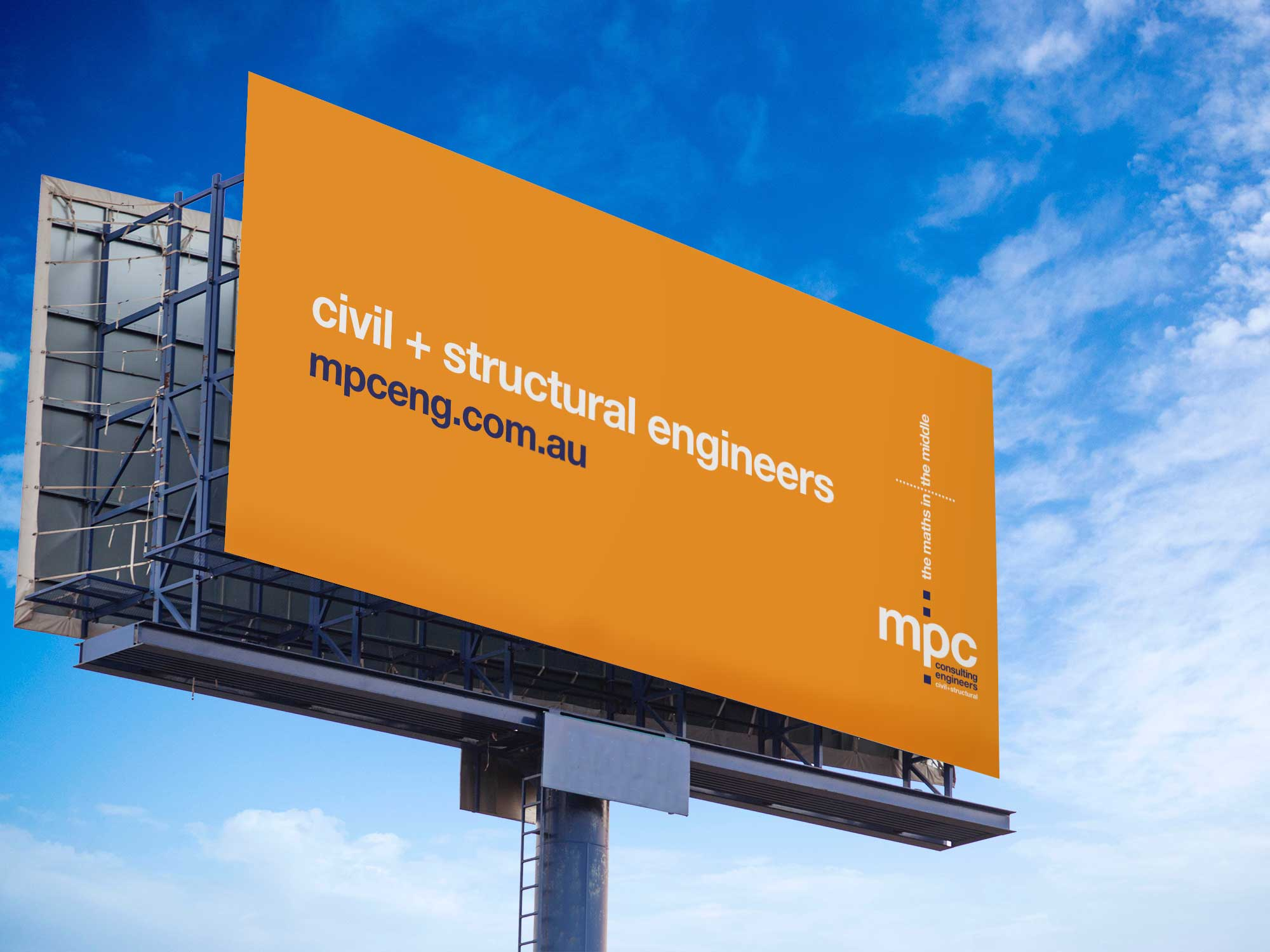MPC Consulting Engineers Billboard