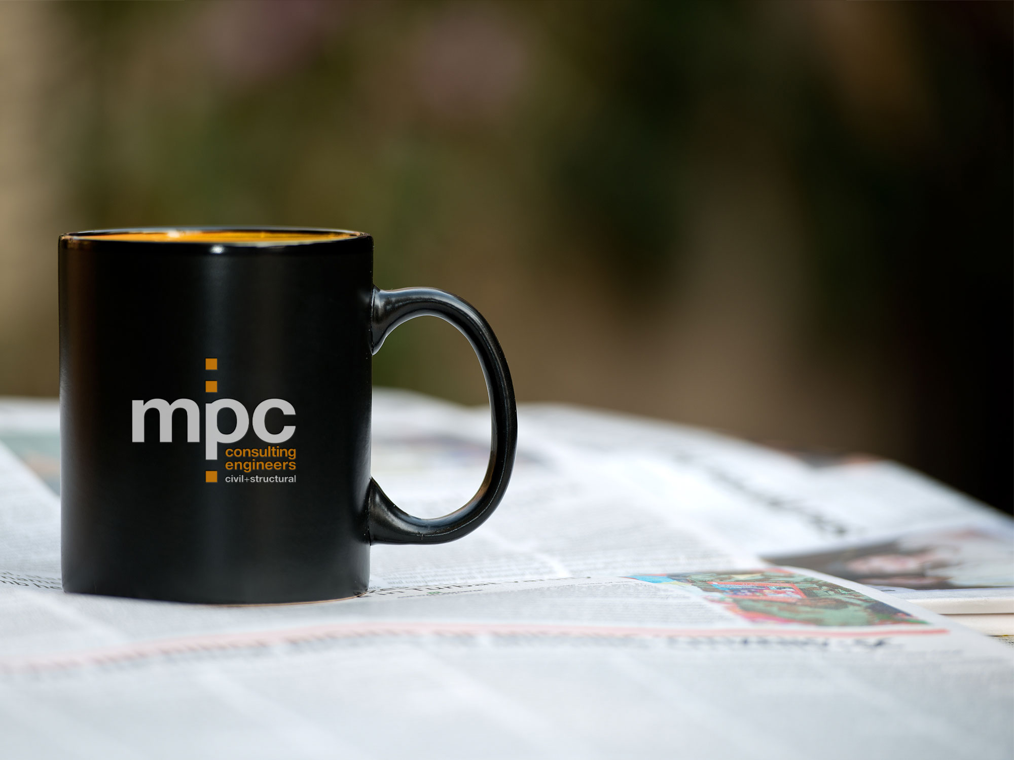 MPC Consulting Engineers Mug