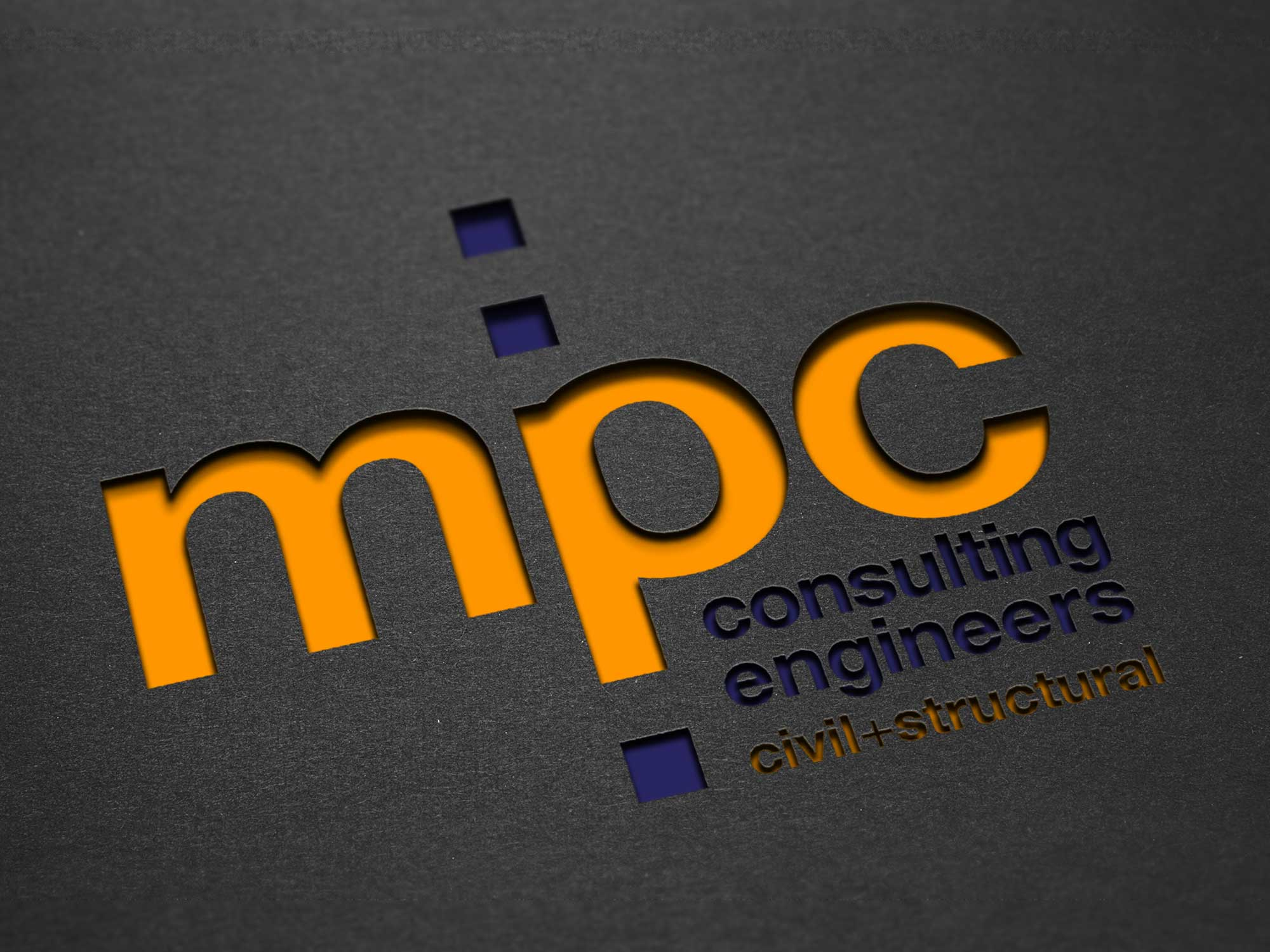 MPC Consulting Engineers Die Cut