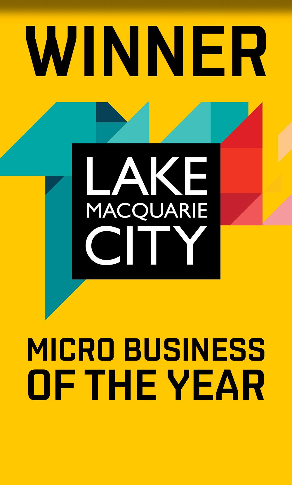 2021 Lake Mac Winners Badge