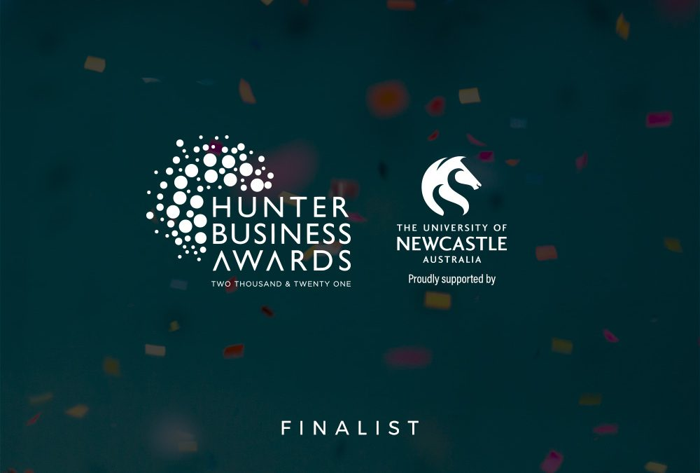 2021 Finalists for the Hunter Business Awards