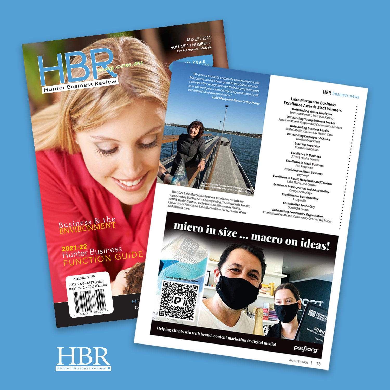 HBR 2021