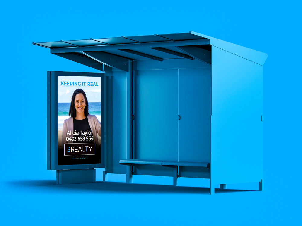 Outdoor Advertising for 3Realty