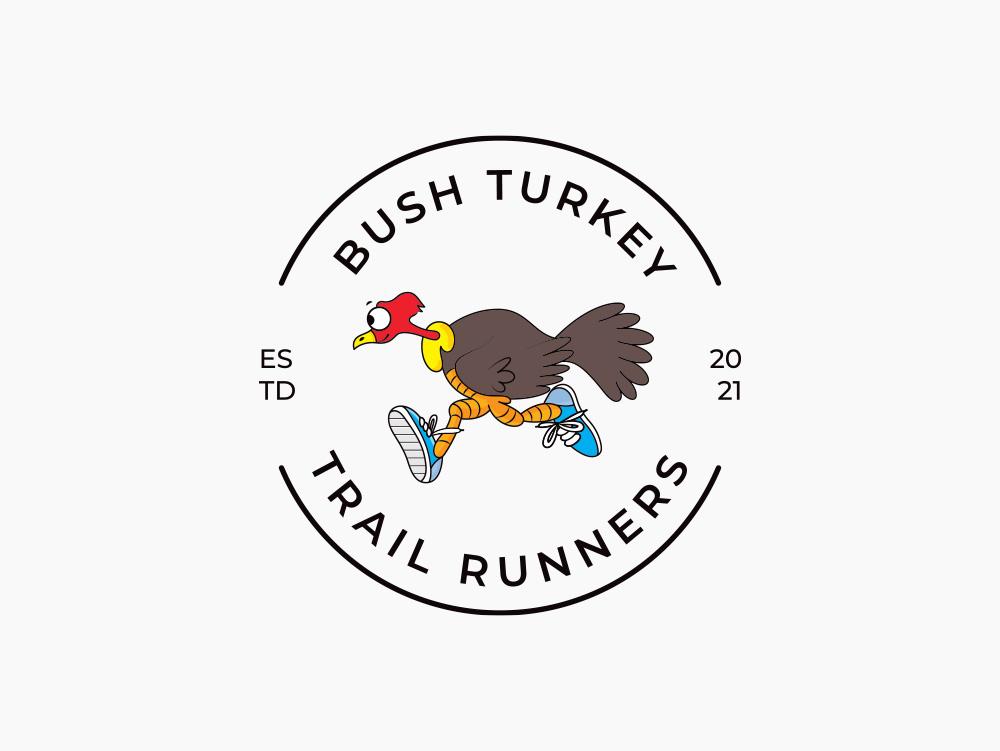 Logo Design for Bush Turkey Trail Runners