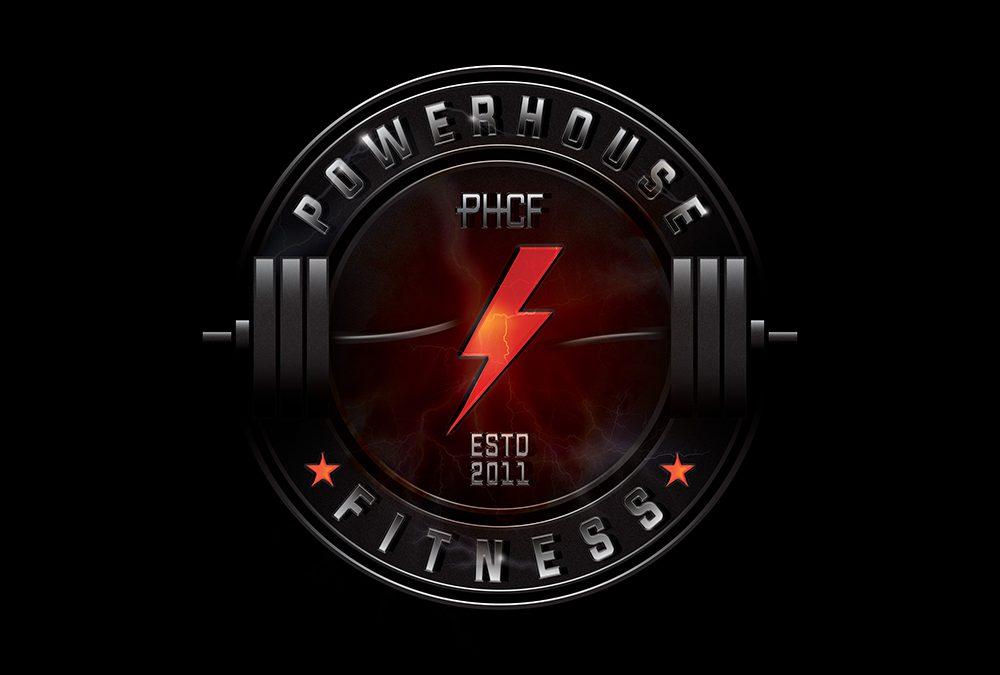 Logo Design for Powerhouse Fitness